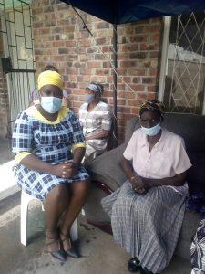 Linda visits Soul Jah Love Family